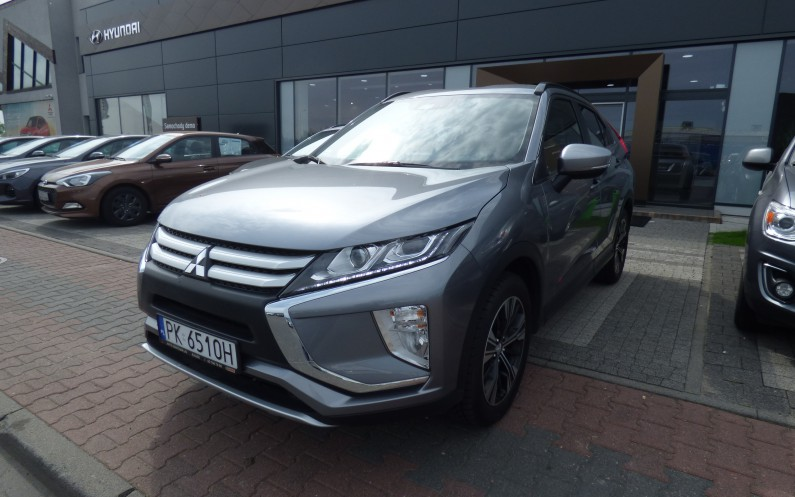 Eclipse Cross 1,5 T 6MT 2WD Invite plus Grafit